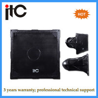 Professional waterproof outdoor high power horn speaker for gymnasium