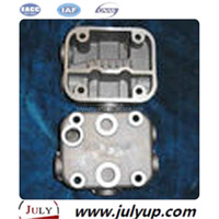 High Quality and Low Price Dongfeng Auto Engine Spare Parts Air Compressor Cylinder Head 3509N-072-B For Sale