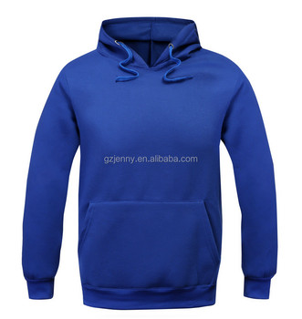 Cheap French terry Cotton Hign Quality Blank Hoodies Wholesale