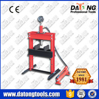 10 Ton Hydraulic Shop Press with Gauge