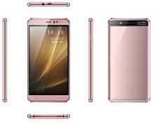 6 inch mt6580 quad core dual card dual standby low price big touch screen andriod cell phone