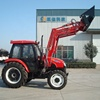Chile Hot Sales!YTO Wheeled Tractor 1304,YTO 130 hp tractor to Brazil,Peru,Chile with different optional configuration