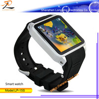 2014 new smart watch with bluetooth and pedometer for christams gift