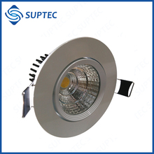 FREE SAMPLE 20W 18W 15W 12W 9W 7W 5W 3W Recessed LED Downlight S COB Dimmable LED Light down