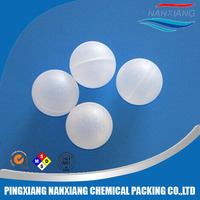 PP PE PVC Plastic Transparent and Opaque Hollow Floatation Ball