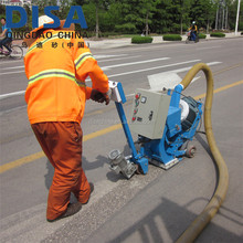 High-quality and Reliable Concrete Road Surface Shot Blasting Equipment