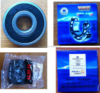 NWH(wuhuan) deep groove ball bearing 6302