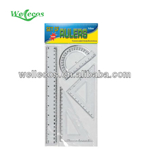 Combined Ruler Set for Students