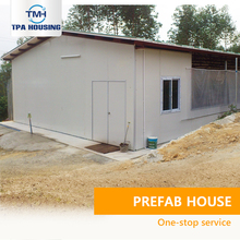 Pre Fabricated Homes Light Steel Frame Buildings Good Quality Single Storey House Plans Prefabricated House Extension In Haiti