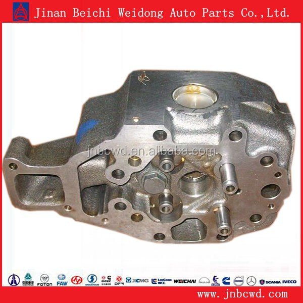 DIESEL ENGINE Truck parts, engine cylinder head OM355