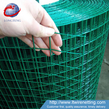 Wholesale 1/2 inch square hole pvc coated welded wire mesh