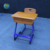 Top quality modern primary student desk with chair