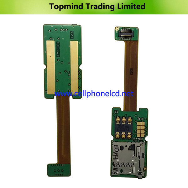 Replacement Parts for Nokia E65 Sim Card Reader Flex Cable Ribbon