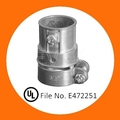 Combination Coupling EMT to Flex