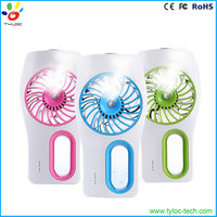 Mini Hand Held Water Spray Fan with CE RoHS Certification