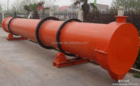 Chicken manure dryer machine for organic fertilzers