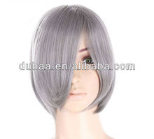 Cospaly Series Synthetic Wigs,Party Wigs,Invisible Part Wig Remy Dubaa Fashion