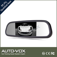 720P Resolution Rearview Mirror Car Camera For Small Family Car