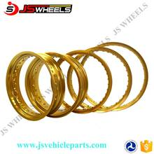 10 12 14 16 17 18 19 21 Dirt bike Motorcycle Spoked CNC Alloy Wheel Rims