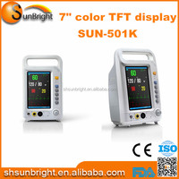 Surgical Supplies Medical small and cheap multi-parameter patient monitor