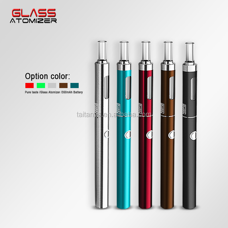 Alibaba Express IBuddy-GLA Glass Vaporizer Smoking Pipes Vapor