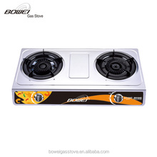 New design touch screen electric gas stove