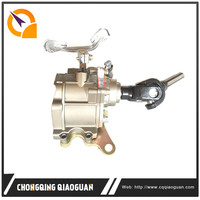 150cc strong bearing capacity Bronze Reverse Gearbox for Agricultural Cargo Three wheels motorcycle with CE certificate