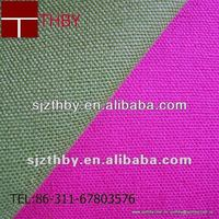 100% cotton canvas anti flammable fabric