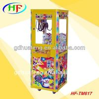 Baby toy story arcade vending gift game machine