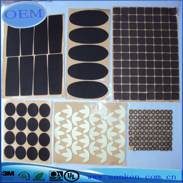 Free Sample Precision Die Cutting PU Foam From China Manufacturer