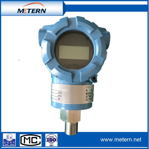 High performance 3051 metal case differential pressure transmitter