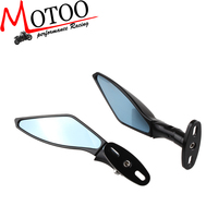 Motoo - Full Aluminum CNC motorcycle rearview Side mirror For Yamaha R1 CBR1000RR