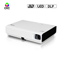 2017 Christmas Promotion Professional 1280*800 3D Smart Projector with Android HiFi Blue-tooth Speaker Beamer
