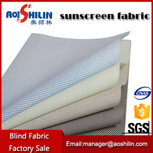 new design delicated appearance vertical blind fabric rolls