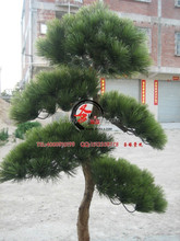 beautiful artifical pine tree / fake moutain decoration artificial pinaster / water proof / UV protected