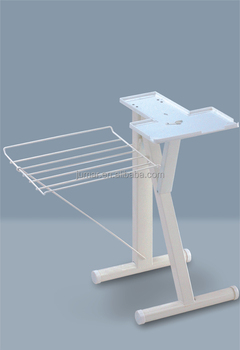 steam press stand