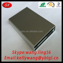 China Supplier OEM Aluminium Case/SUS Laser Cut Metal Case With Sheet Metal Fabrication