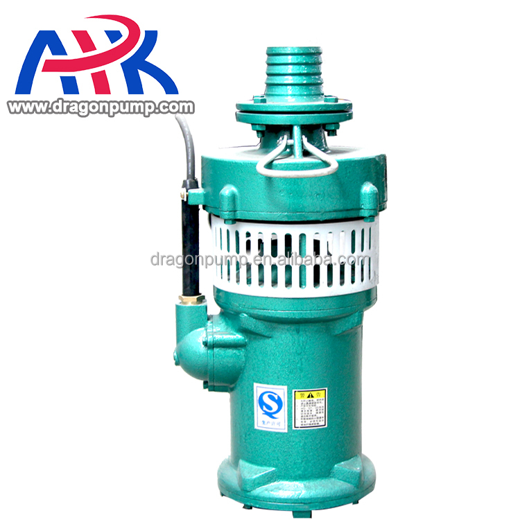 2.2kw/3kw/4kw/5.5kw/7.5kw QY oil-filled submersible pump