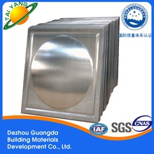 Guangda small pressure hot water storage stainless steel mixing tank