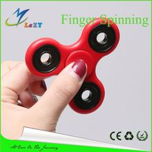 2017 The hottest Gyro toys/peg-top Steel Ball bearing Fidget Spinner Anti Stress Finger Spinning Top