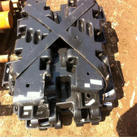 CCH500-2 crawler crane parts track pad track shoe