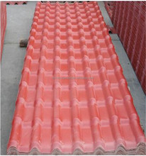 Synthetic Resin Difficult to be burned Thermal insulation Roof Shingle/Sandwich panels