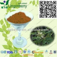 Pure Moringa Oleifera Leaf Extract, GMP factory Supply