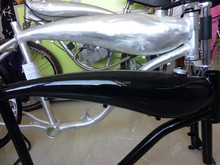 bicycle frames/gas tank built frame/colorful frames for sale