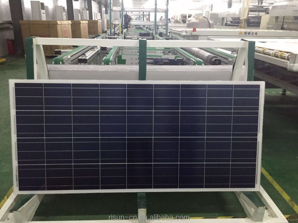 130w poly solar panel, solar panel manufacturers in china