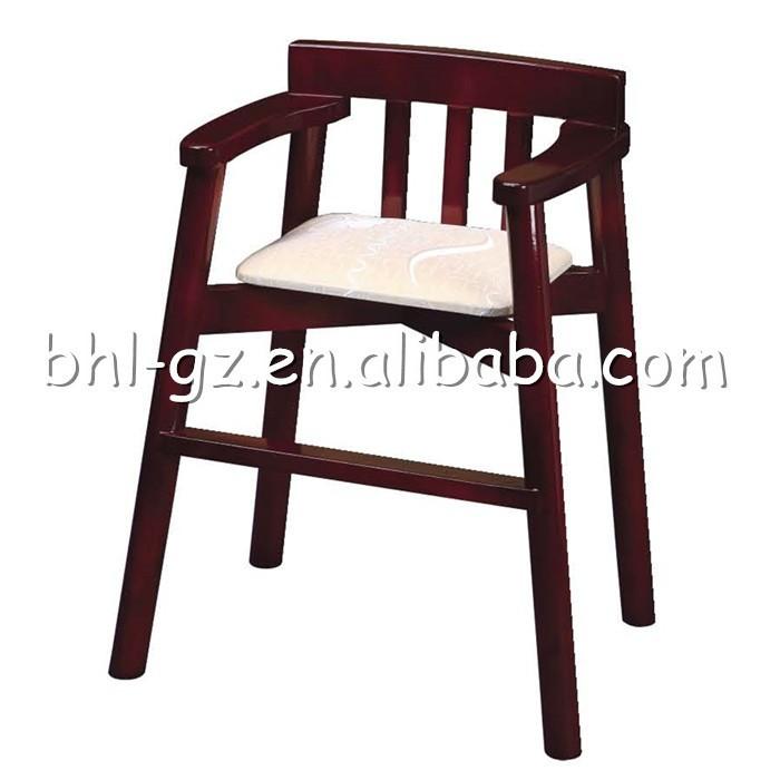 Alta de madeira cadeira de beb fezes hotel restaurante - Sedia bagnetto bimbo ...