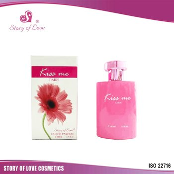 sexy pink branded fragrance lady bottle perfume