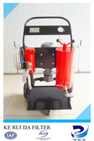 LYJ/S Series Two Stage Waste Motor Oil Recycling Machine
