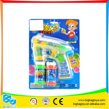 Factory price electric music bubble liquid for kids