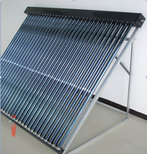 hotel swimming pool use low pressure solar tube collector project solar water heater collector